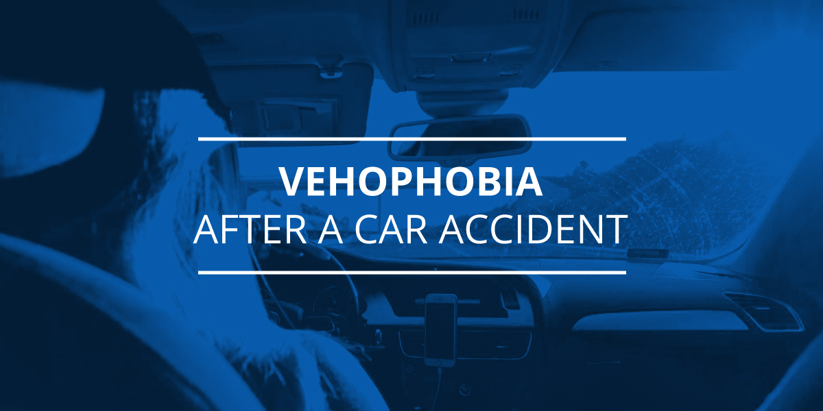 Vehophobia After a Car Accident